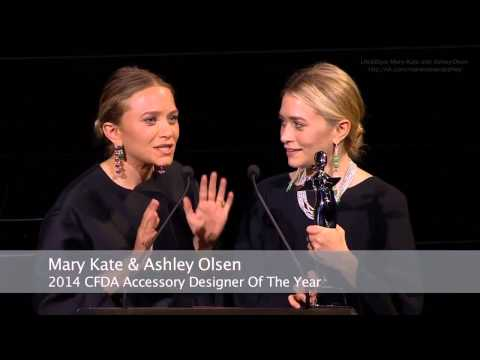 Mary-Kate and Ashley Olsen wins CFDA Accessory Designers of the Year