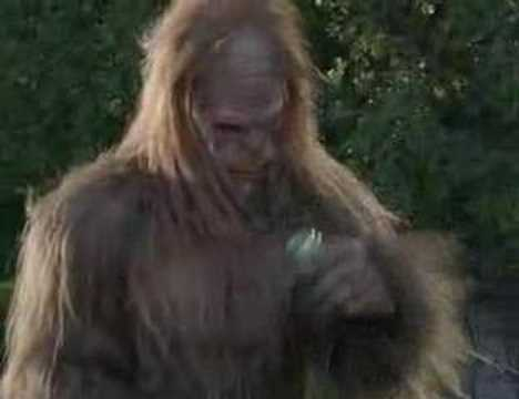 Messin With Sasquatch! Cold One!(web only)