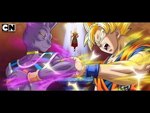Dragon Ball Super // Oficial Trailer  ● Cartoon Network ● 1080p |HD