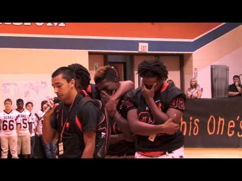'Bear Nation' remembers former Gladewater football player with emotional tributes