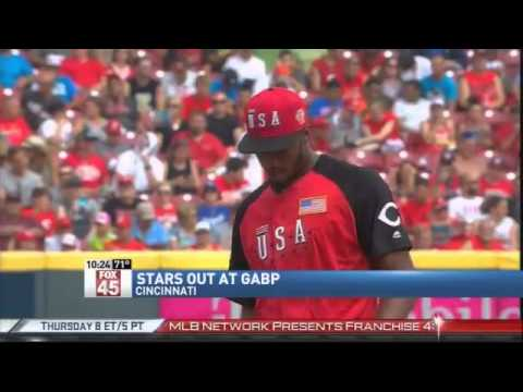 Homegrown catcher leads US over World 10-1 in Futures Game