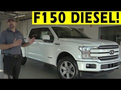 2018 Ford F150 Diesel - Exterior & Interior Walkaround