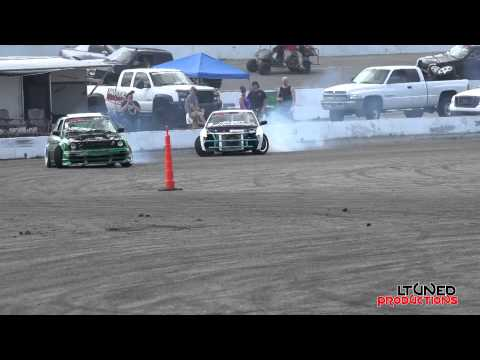 Drift Contest – NOPI Nationals 2014 Day-2 Video #30