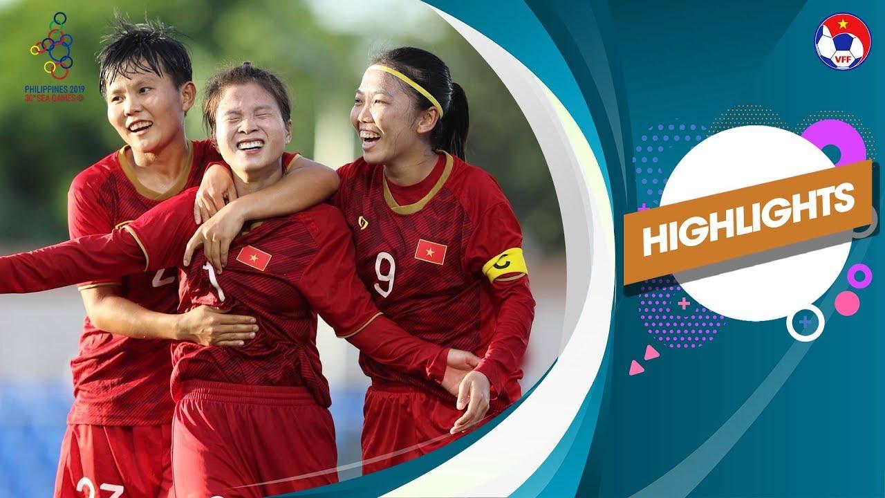 Xem lại Nữ Việt Nam vs Nữ Thái Lan, 26/11 – Vòng bảng SEA Games 30