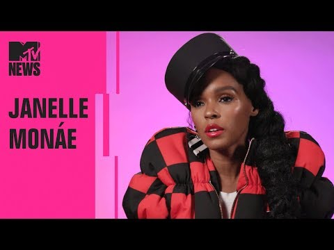 Janelle Monáe On Her 'PYNK' Music Video & Black Girl Magic | MTV News
