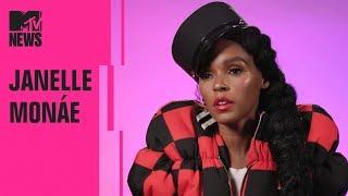 connectYoutube - Janelle Monáe On Her 'PYNK' Music Video & Black Girl Magic | MTV News