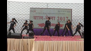My Art Classes Dance Group Bal Mela 2017