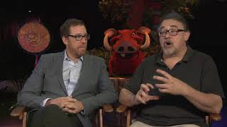 Cobbster Interviews The Lion King's Rob Minkoff & Don Hahn