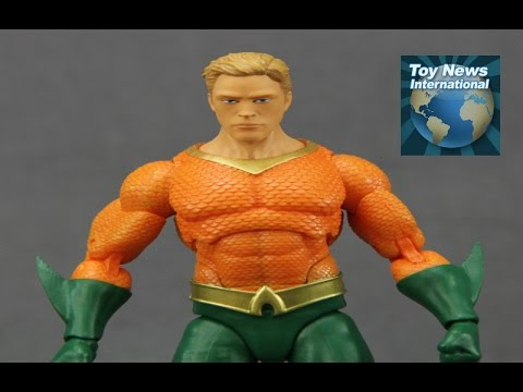 """DC Icons Justice League 7-Pack 6"""" Rebirth Aquaman Figure Review"""