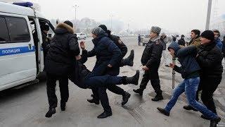 Срочно! КНБ и полиция задерживают оппозиционера!
