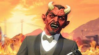 The Devil Plays GTA! (GTA 5 Online RP)