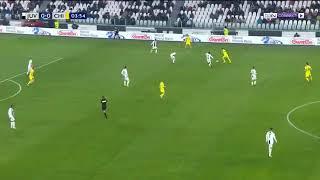 JUVENTUS VS CHIEVO 3-0