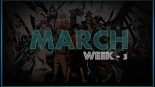 ► Top 20 | Anime Opening Charts | Week - 3 | Month (MARCH) | (HD)