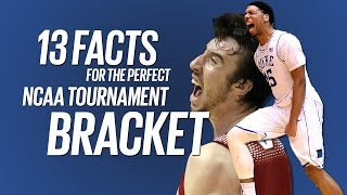 HOW TO PICK A PERFECT MARCH MADNESS BRACKET