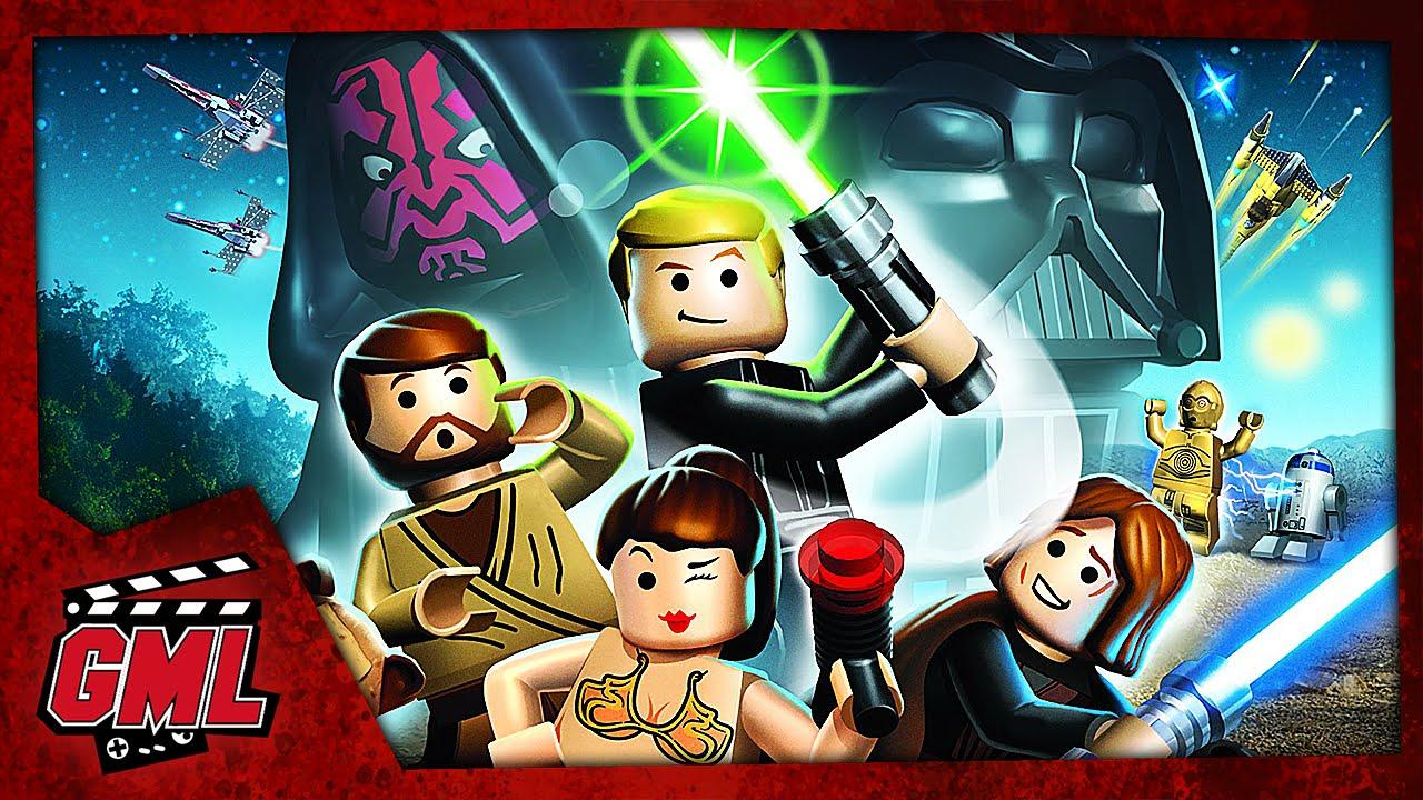 Lego Star Wars La Saga Complete Film Jeu Complet En Francais