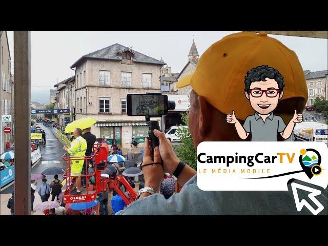 JT en camping-car N°141 - de Mauriac à Privas