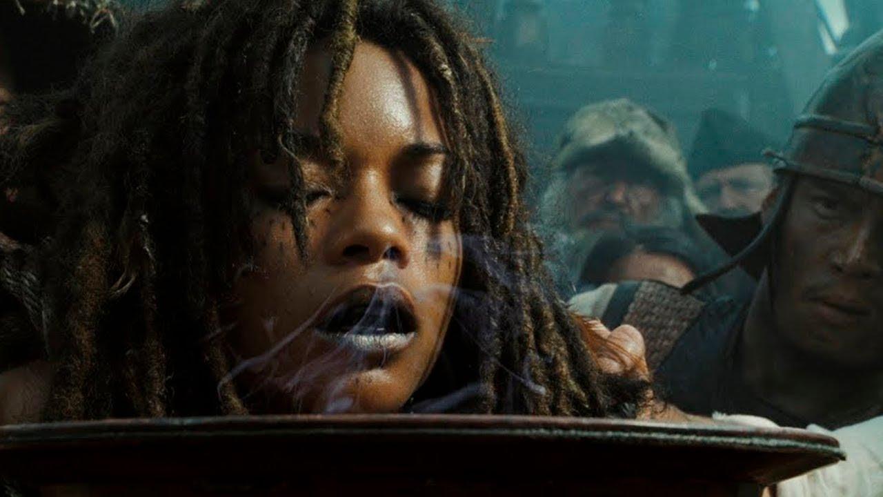 первую пираты карибского моря фото калипсо пять фильмов сейчас