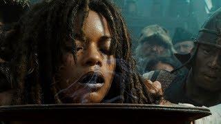 "Барбоса освобождает Калипсо ""Пираты Карибского моря: На краю света"" - 2007"