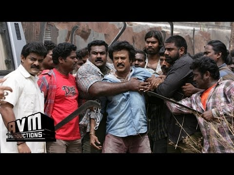 Rajini Punch Dialogue in Sivaji (சிவாஜி) - 17: Singam Single ah Thaan Varum.