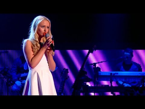 Olivia Lawson performs Smells Like Teen Spirit - The Voice UK 2015 - BBC One