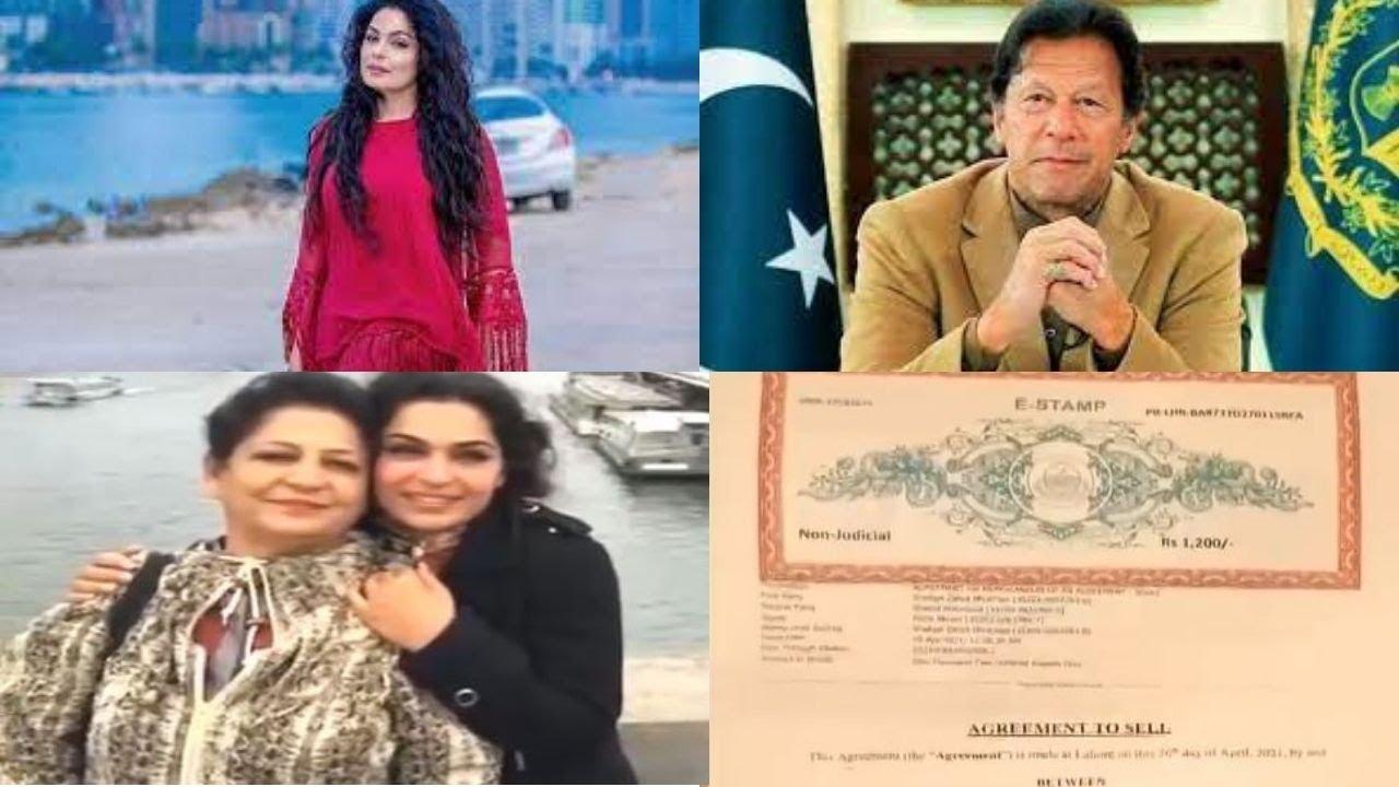 Pak actress Meera claims 'land-grabber kidnapped my mother', writes to PM Imran Khan