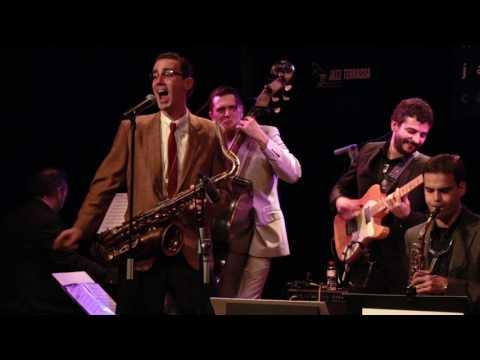 Spencer Evoy & Barcelona Big Blues Band-Baby let me bang your box