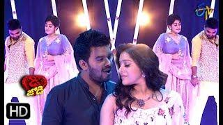Sudeer | Rashmi | Pradeep | Poorna  | Dance  Performance   | Dhee Jodi | 16th Jan 2019 | ETV Telugu