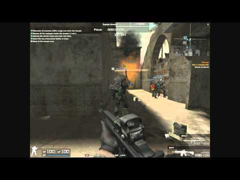 Combat Arms BR - Operação Desert Thunder (Tutorial)
