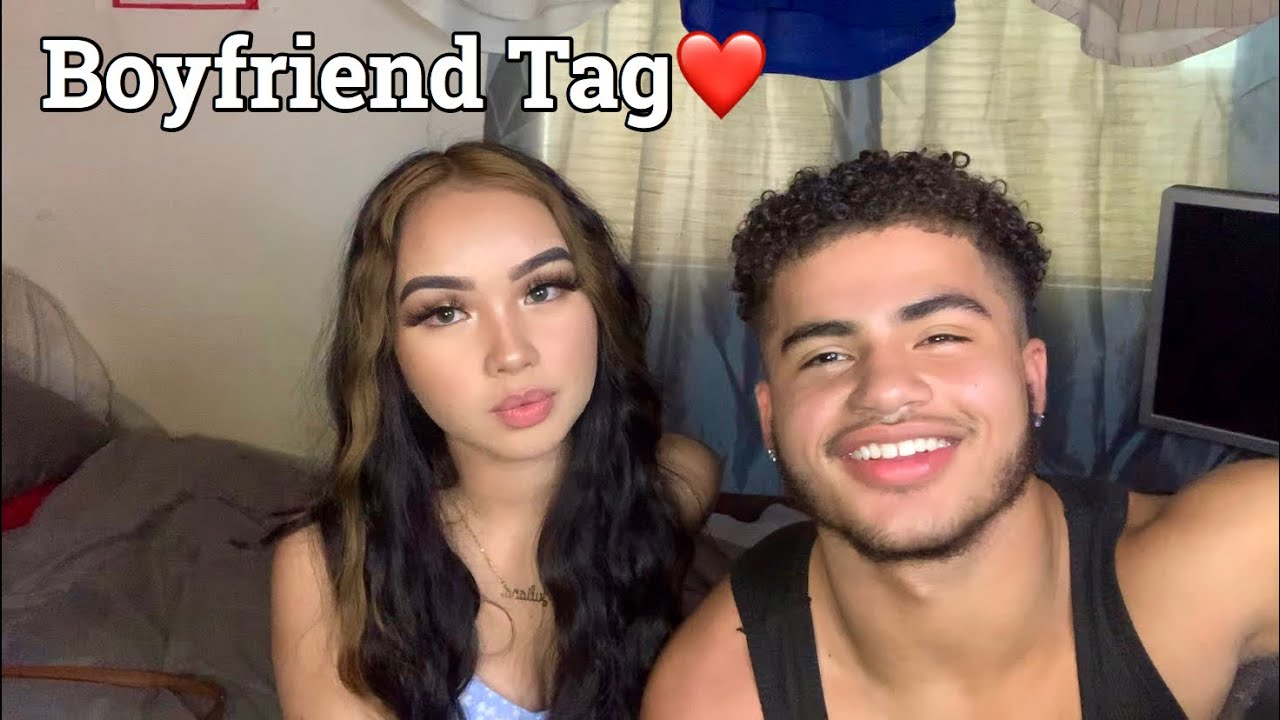 Boyfriend Tag ❤️ Q&A : HOW WE MET?