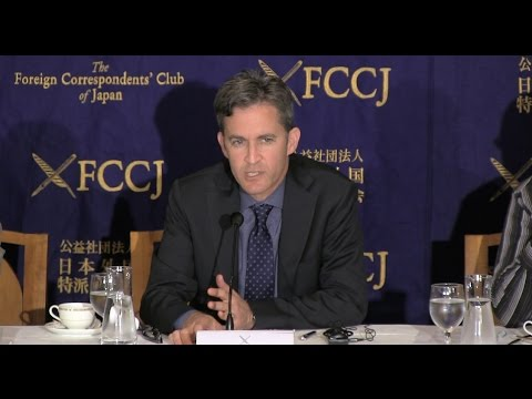 "David Kaye: ""The Freedom of Expression in Japan"""