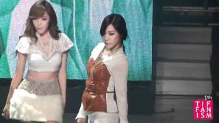 vuclip [fancam] 111021 Music Bank SNSD 'the boys' - TIFFANY