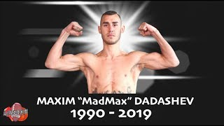 (SAD NEWS) Maxim Dadashev🙏🏼 Passes Away From Brain Damage Sustained in FIGHT