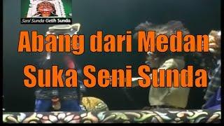 Wayang Golek Bobodoran Abang Dari Medan Suka Seni Sunda Dadan Sunandar Sunarya