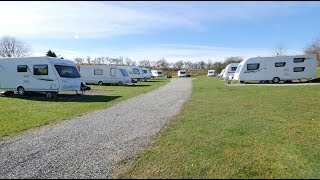 Practical Caravan's campsite reviews – Golden Square Caravan and Camping Park