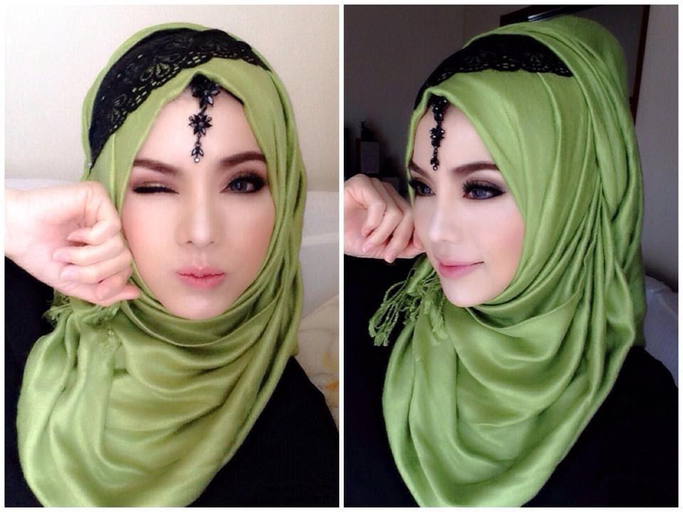 Hijab Tutorial-02🌟 Cara Memakai Jilbab Pashmina Style