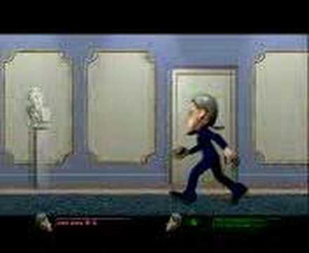 Bill Clinton Video Game