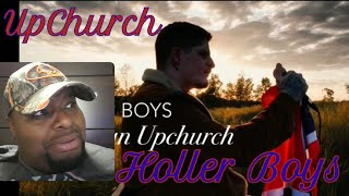 Upchurch | Holler Boys (Official Audio) Reaction #UpChurch #HollerBoys #Parachute