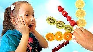 sweet fruit salesman -بائع أحذية حلوة , Ulya