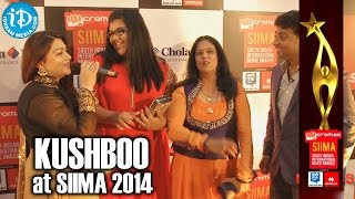 Actress Kushboo About Her Daughter Siima Malaysia