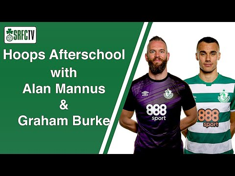Hoops Afterschool | Alan Mannus & Graham Burke