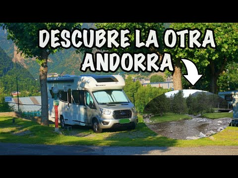 VLOG 45. LA OTRA ANDORRA 🌿🌱🐮🚌🏔🏕BENIMAR TESSORO 494