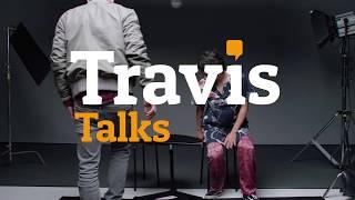 Travis Talks Italiaans en Japans