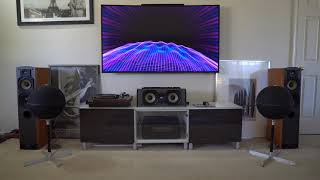 JVC Nivico Globe speakers VS-5313 , VS-5303