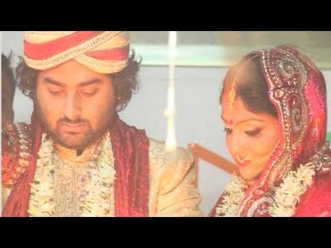 Arijit Singh ties-the-knot with childhood friend