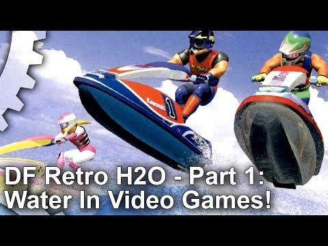 DF Retro H2O! Water Rendering: Wave Race 64, Quake, Duke Nukem 3D + Many More!
