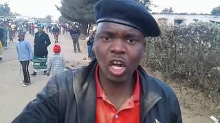 Zanu Pf Mabvuku rally disrupters caught on camera