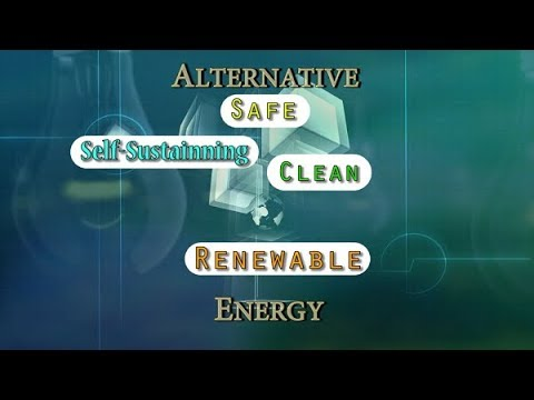 New Energy source - Self-sustaining Hydrogen Energy 2017  -  A Must See!