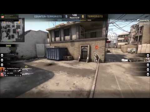 CS:GO After Epic 4k My teammate Kills me