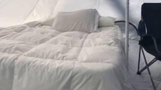 2017 Coachella Canvas Bell Luxury Tent Suites
