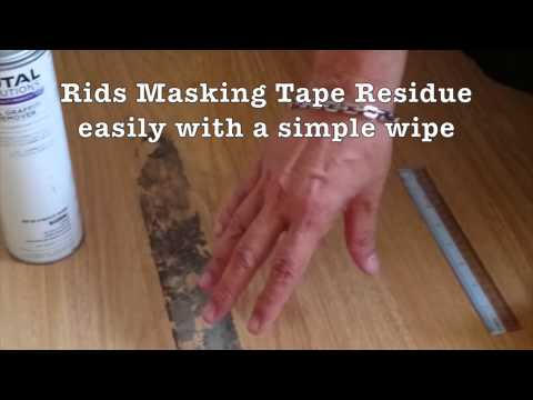 How To Remove Duct Tape Residue Doovi